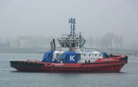 Zekatex on first EU hybrid tugboat