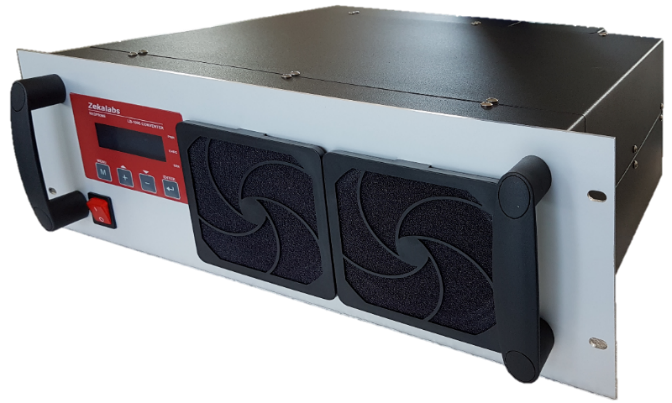 RedPrime 25kW AC DC Isolated Rack